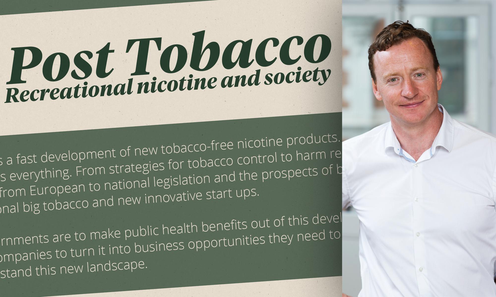 "Haypp Group participates in global oral nicotine symposium ""Post Tobacco"""